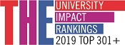 1 University Impact Rankings Top 301