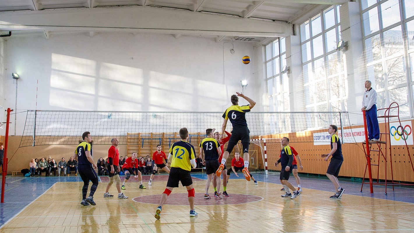 volleyball rozhd turnir