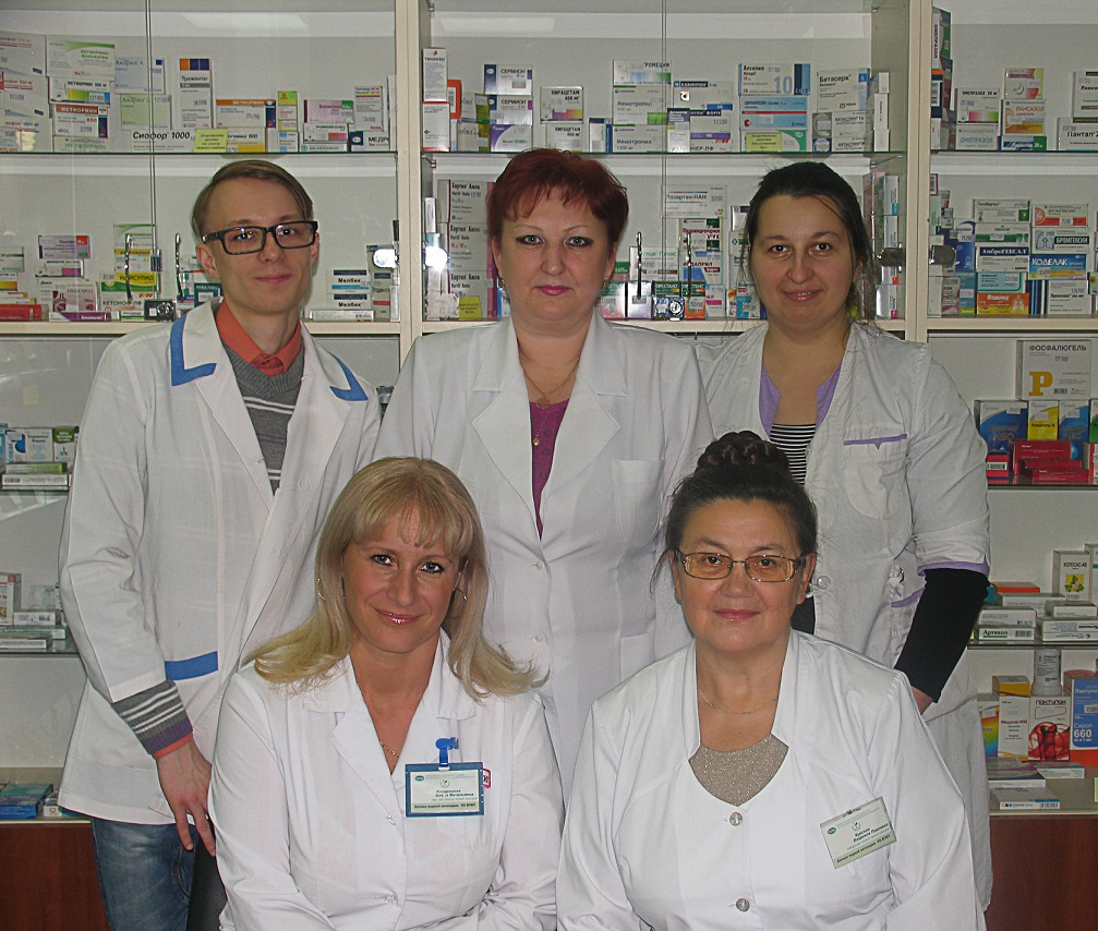 Pharmacy of VSMU, photo