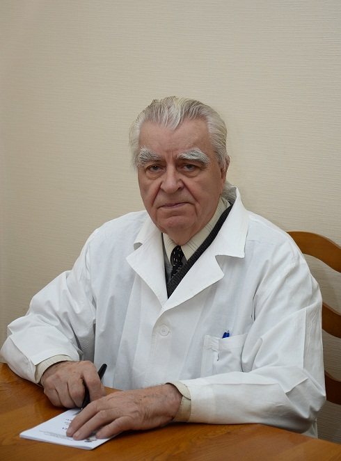 Chair of Hospital Surgery with Urology and Pediatric Surgery courses of VSMU, photo